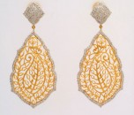Arabesque - Earring (ER 764)